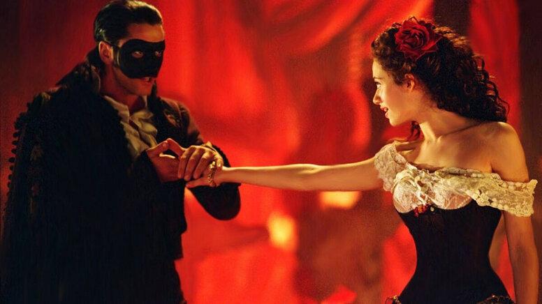 «Призрак оперы»: Рецензия Киноафиши