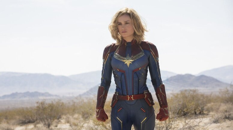 «Капитан Марвел»: Рецензия Киноафиши