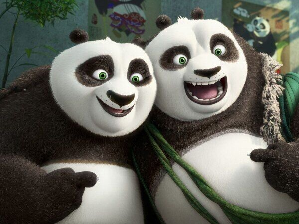 «Кунг-фу Панда 3»: Рецензия Киноафиши