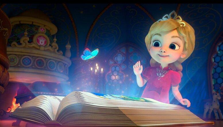 «Принцесса и дракон»: Рецензия Киноафиши