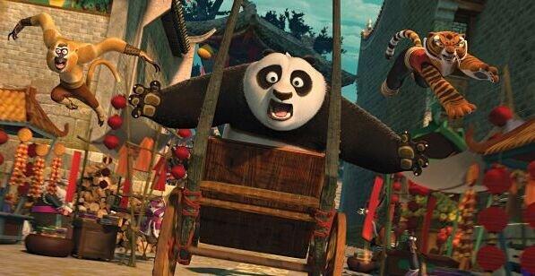 «Кунг-Фу Панда 2»: Рецензия Киноафиши