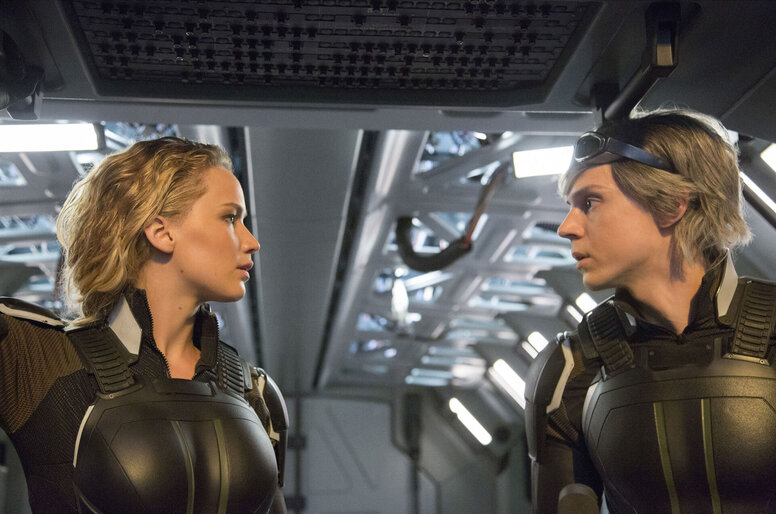 «Люди Икс: Апокалипсис»: Рецензия Киноафиши
