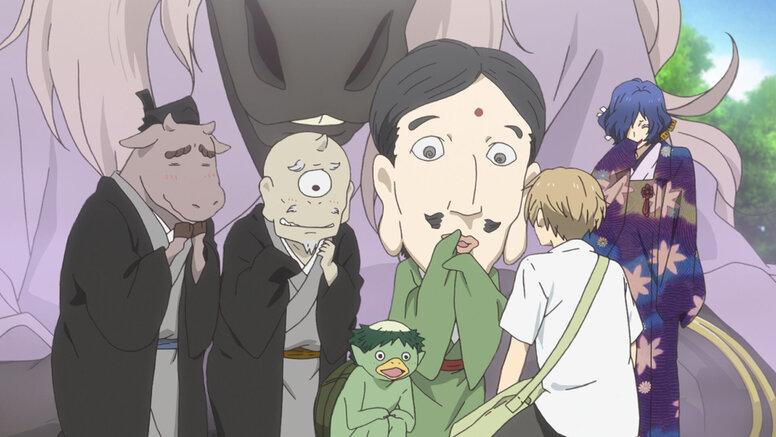 «Тетрадь дружбы Нацумэ»: Рецензия Киноафиши