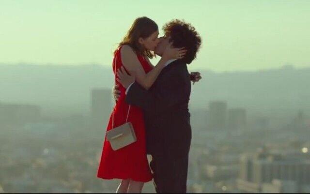 «Ставка на любовь»: Рецензия Киноафиши