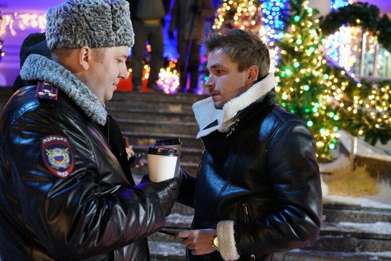 «Полицейский с Рублевки. Новогодний беспредел»: Рецензия Киноафиши