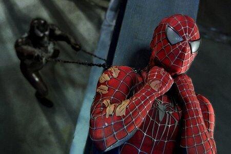 «Человек-паук: Враг в отражении»: Рецензия Киноафиши