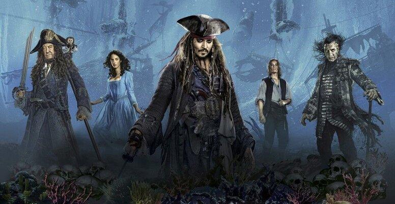«Пираты Карибского моря: Мертвецы не рассказывают сказки»: Рецензия Киноафиши