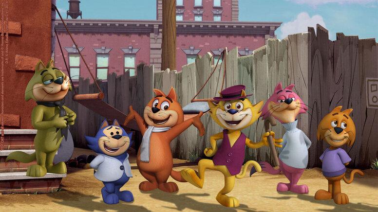 «Банда котиков»: Рецензия Киноафиши
