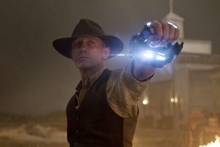 «Ковбои против пришельцев»: Рецензия Киноафиши