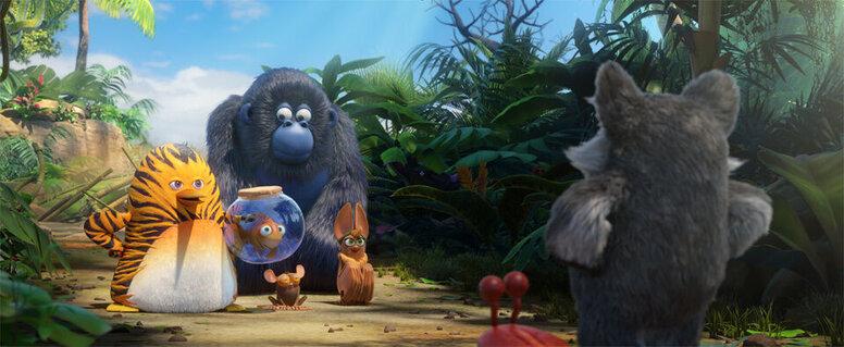 «Дозор джунглей»: Рецензия Киноафиши