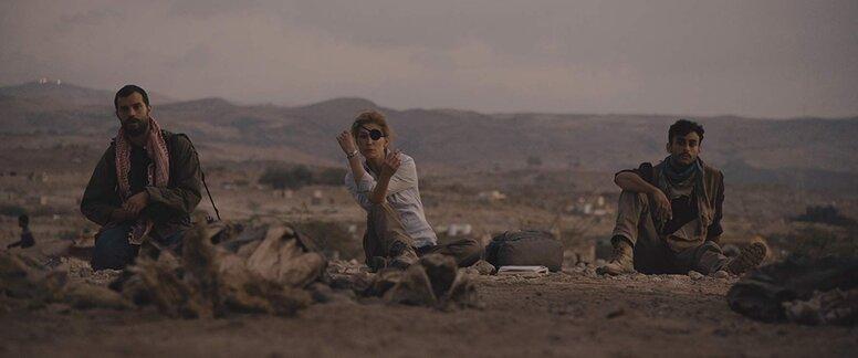 «Частная война»: Рецензия Киноафиши