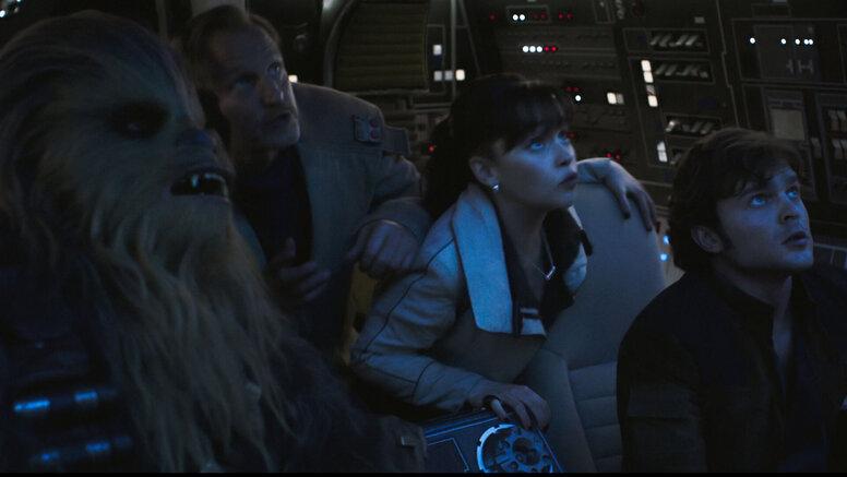 «Хан Соло: Звёздные Войны. Истории»: Рецензия Киноафиши
