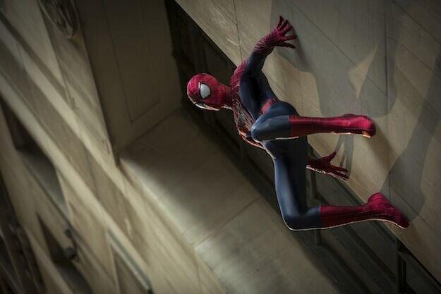 «Новый Человек-паук: Высокое напряжение»: Рецензия Киноафиши