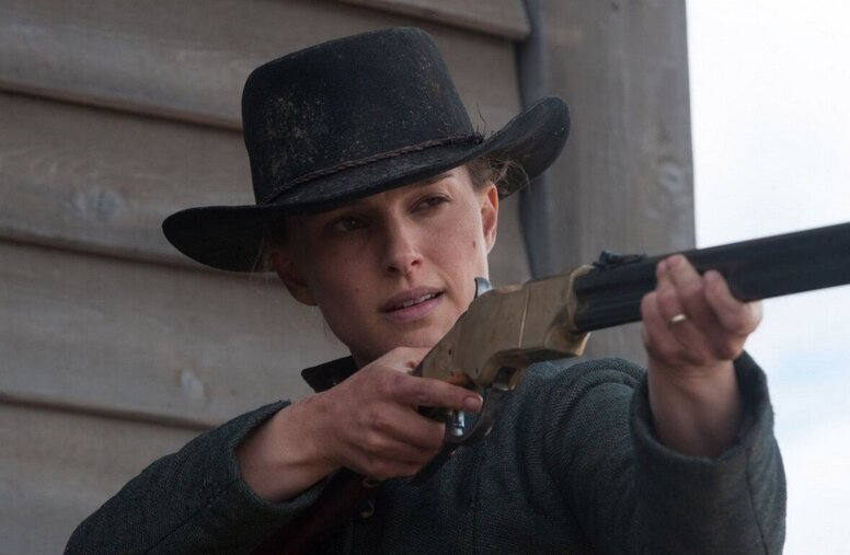 «Джейн берет ружье»: Рецензия Киноафиши