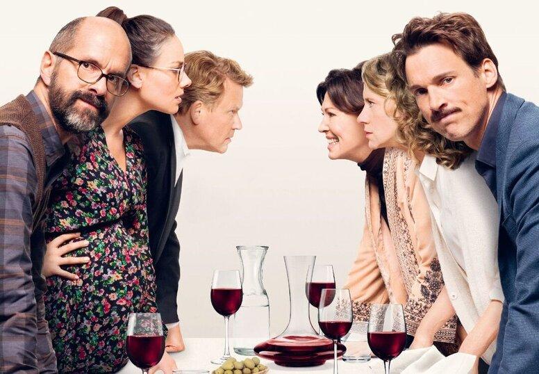 «Выпьем за любовь»: Рецензия Киноафиши