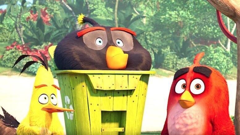 «Angry Birds 2 в кино»: Рецензия Киноафиши