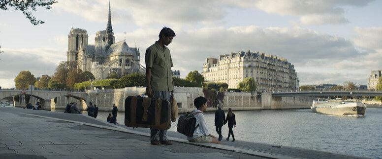 «Шахматист»: Рецензия Киноафиши