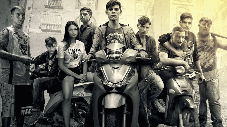 «Пираньи Неаполя»: Рецензия Киноафиши