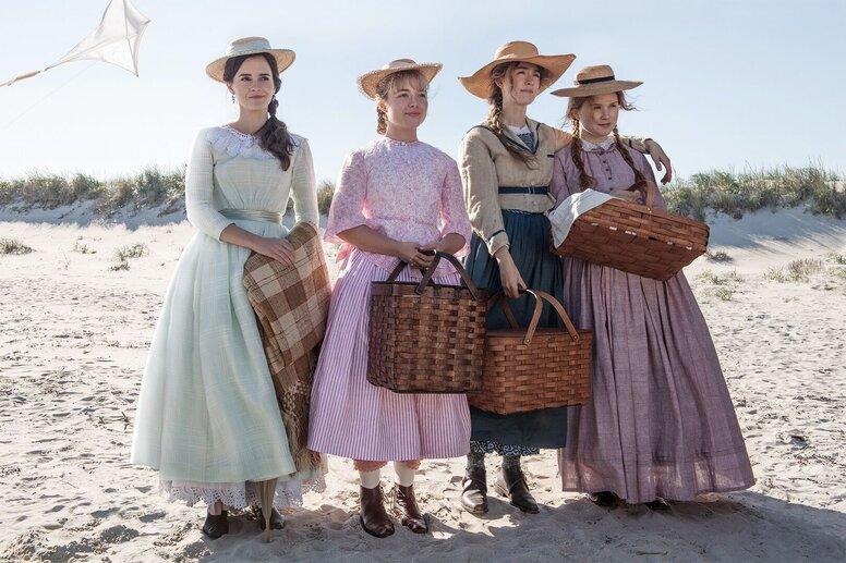 «Маленькие женщины»: Рецензия Киноафиши