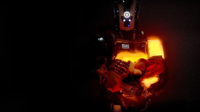 «Дитя робота»: Рецензия Киноафиши
