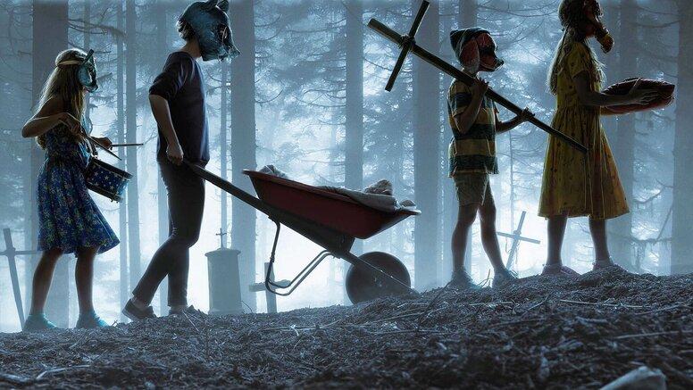 «Кладбище домашних животных»: Рецензия Киноафиши