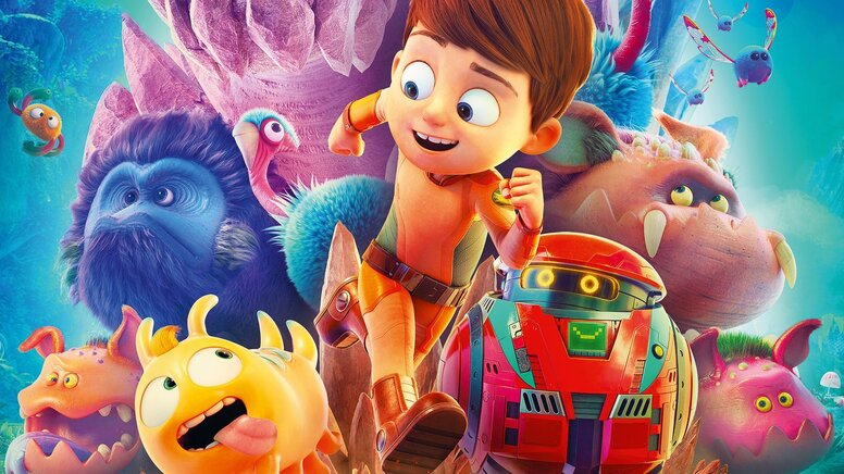 «Маугли дикой планеты»: Рецензия Киноафиши