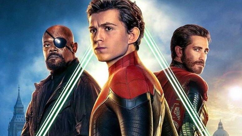 «Человек-паук: Вдали от дома»: Рецензия Киноафиши