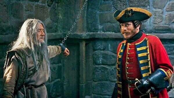 «Тайна печати дракона»: Рецензия Киноафиши