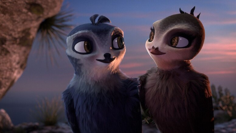 «Птичий дозор»: Рецензия Киноафиши