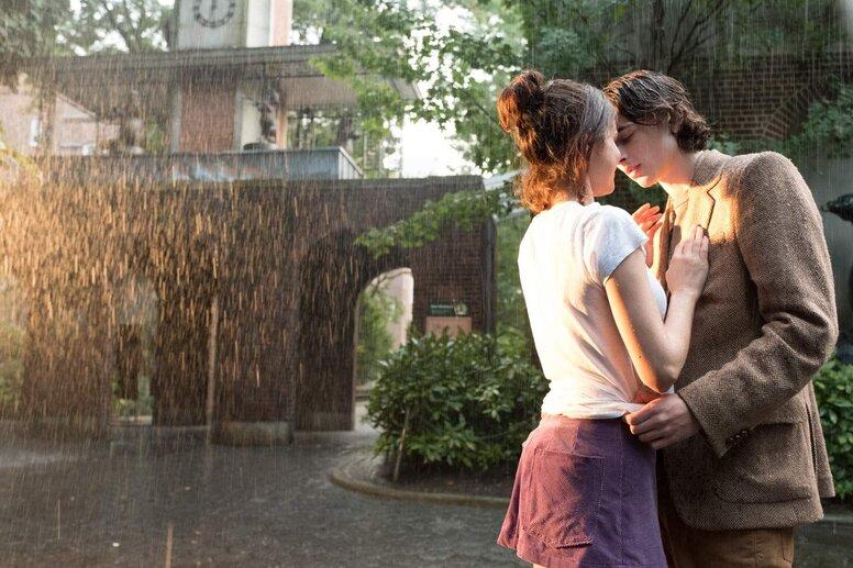 «Дождливый день в Нью-Йорке»: Рецензия Киноафиши