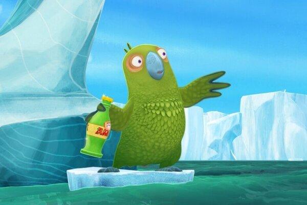 кадры и фото из фильма Приключения пингвиненка Джаспера