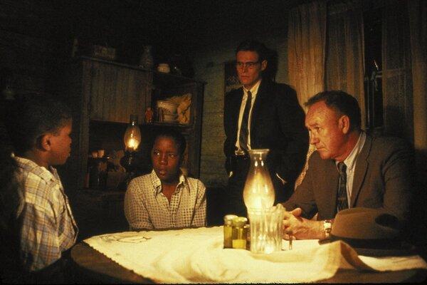 кадры и фото из фильма Миссисипи в огне