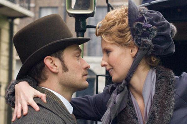 кадры и фото из фильма Шерлок Холмс