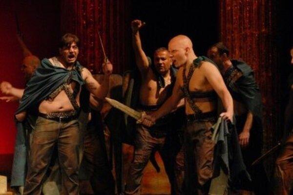 кадры и фото из фильма Цезарь должен умереть