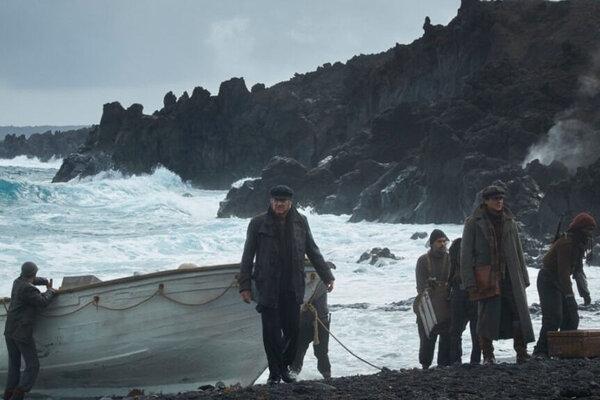 кадры и фото из фильма Атлантида