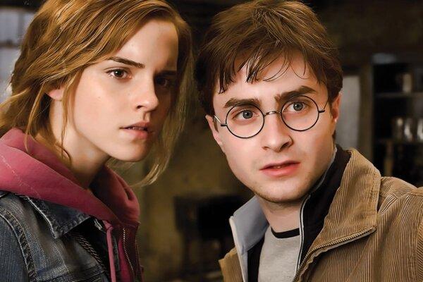 кадры и фото из фильма Гарри Поттер и Дары смерти. Часть вторая 3D