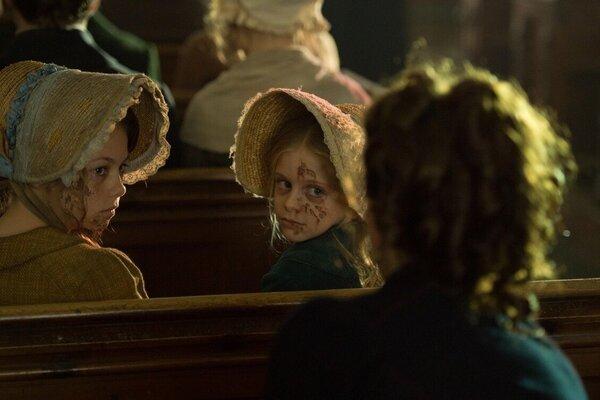 кадры и фото из фильма Гордость и предубеждение и зомби