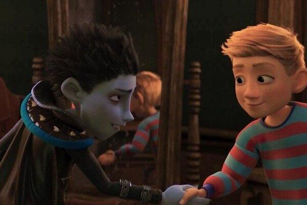 кадры и фото из фильма Маленький вампир