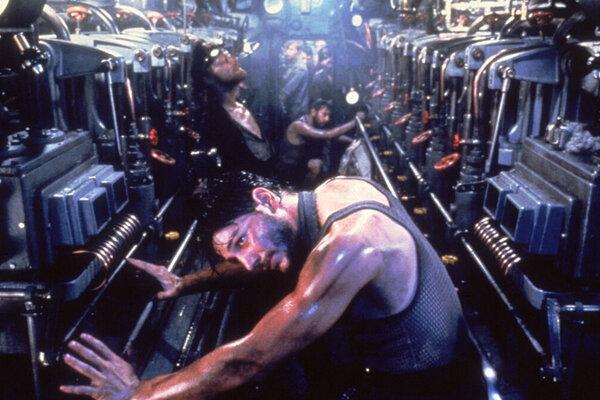 кадры и фото из фильма Подводная лодка