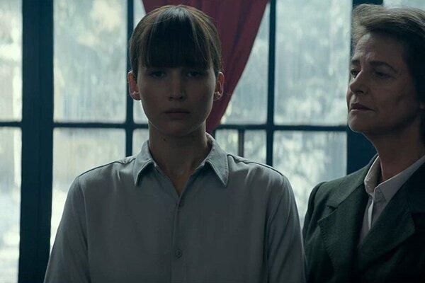 кадры и фото из фильма Красный воробей