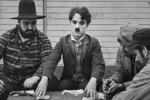 кадры и фото из фильма Иммигрант