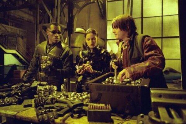 кадры и фото из фильма Блэйд 2