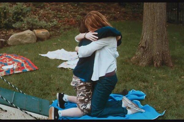 кадры и фото из фильма Маленькая помощь