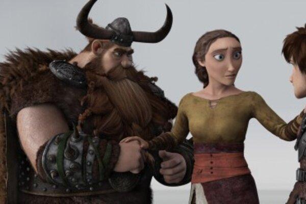 кадры и фото из фильма Как приручить дракона 2 IMAX 3D
