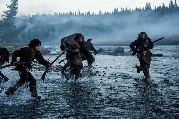 кадры и фото из фильма Выживший