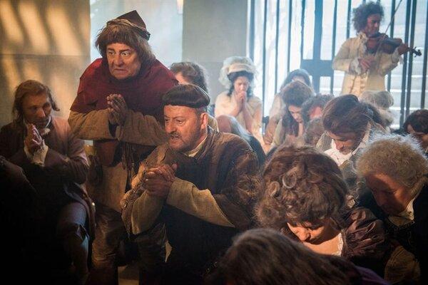 кадры и фото из фильма Пришельцы 3: Взятие Бастилии