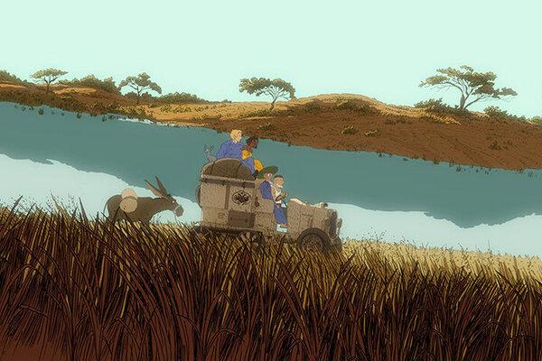 кадры и фото из фильма Кот раввина