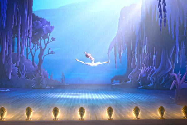 кадры и фото из фильма Балерина