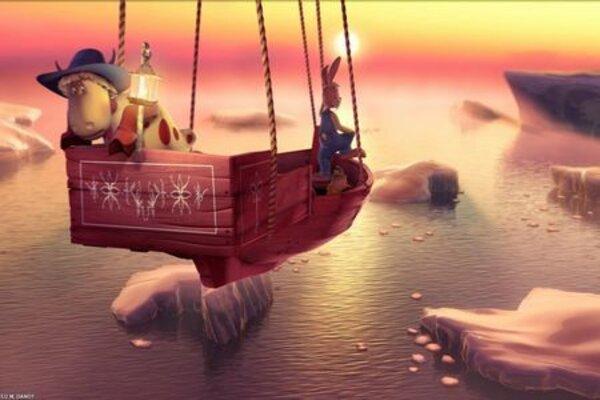 кадры и фото из фильма Волшебное приключение