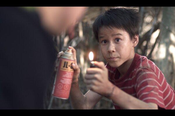 кадры и фото из фильма Я объявляю войну